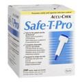 Safe-T-Pro Accu-Chek® Lancets, 23 G, 200/Box