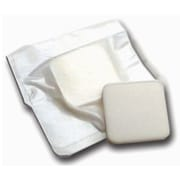 "Medline Foam Dressing Pads, 1"" x 3 1/2"" Size, 300/Pack"