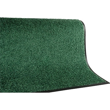 Andersen TriGrip Nylon Interior Floor Mat, 3' x 5', Emerald Green with Cleated Backing