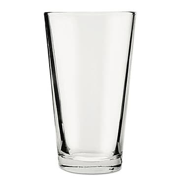 Anchor Hocking® 176FU Mixing Glass, Clear, 16 oz., 24/Case