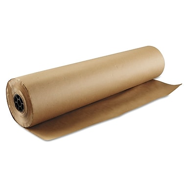 Boardwalk® 3640900 Kraft Paper, Brown, 36