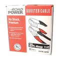 Coleman® 08765 Booster Cable W/Parrot Jaw Clamp, 12'(L)