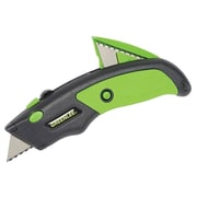 Greenlee® 0652-11 Retractable Three Position HD POP Utility Knife