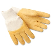 Memphis Glove 6830 Coated Gloves, Large, White