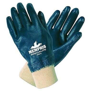 Memphis Glove Predalite® 9781 Nitrile Coated Gloves, XL, Size 9