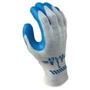 Showa Best® Glove ATLAS® Fit® 300 Rubber Coated General Purpose Gloves, Medium