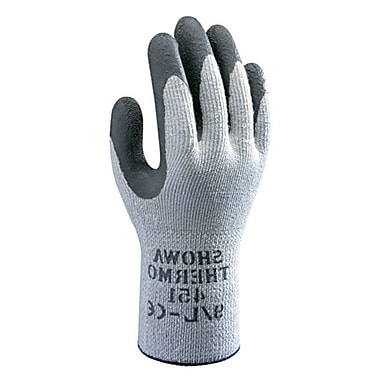 Showa Best® Glove ATLAS® Therma Fit® 451 Gray Coated General Purpose Gloves