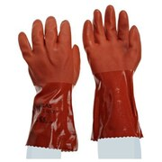 Showa Best® ATLAS® 610 PVC Powder Free Disposable Gloves, 2XL
