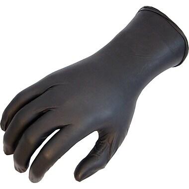 Showa® N-DEX® NightHawk® 7700 Nitrile Powder Free Disposable Gloves, Medium