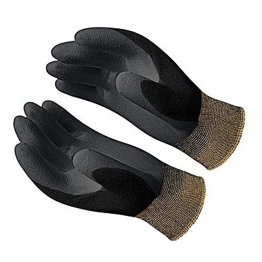 Showa Best® Glove BO500B Hi-Tech Black Polyurethane Coated Gloves