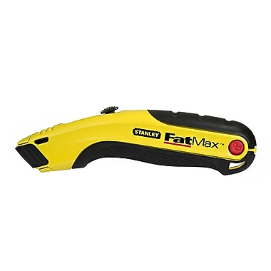 Stanley® FatMax® 10-778 Retractable Utility Knife, 6 5/8