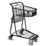 EXpress3650 Convenience Shopping Cart, Black