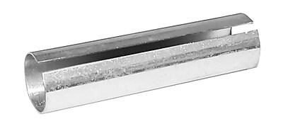 Round Tubing Splicer Chrome 6