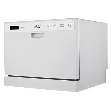 Midea Compact Portable Dishwasher
