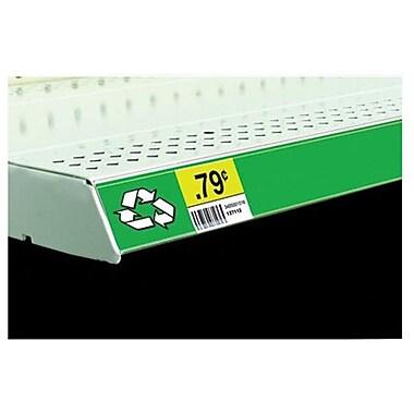FFR Merchandising® Economy Self-Adhesive Data Strip® Label Holder, 2