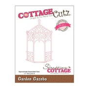 "CottageCutz® Elites 2.8"" x 1.7"" Universal Thin Die, Garden Gazebo"
