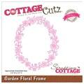 CottageCutz® Elites 3.9in. x 3.5in. Universal Thin Die, Garden Butterfly Vine