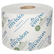 Georgia Pacific Envision® 2-Ply High Capacity Standard Bathroom Tissue, White, 1000 Sheet Rolls
