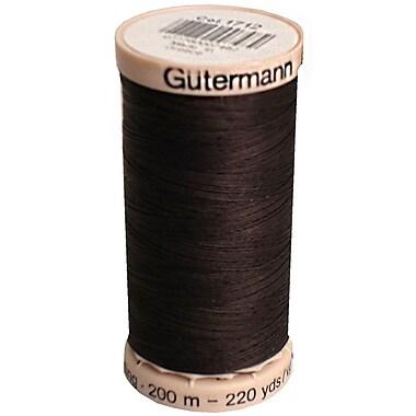 Quilting Thread, Chocolate, 220 Yards