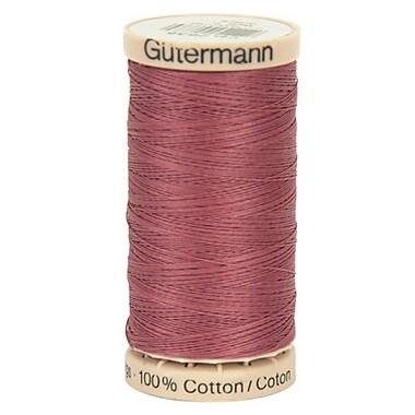 Quilting Thread, Dark Rose, 220 Yards