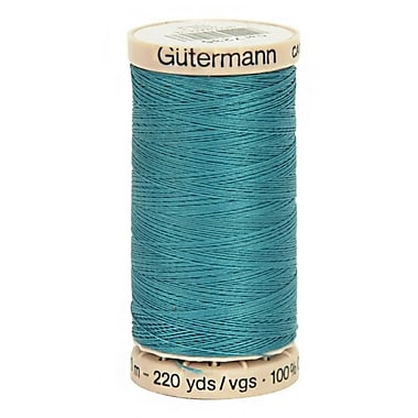 Quilting Thread, Peacock Teal, 220 Yards