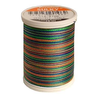 Sulky Blendables Thread 12 Weight, Primaries, 330 Yards