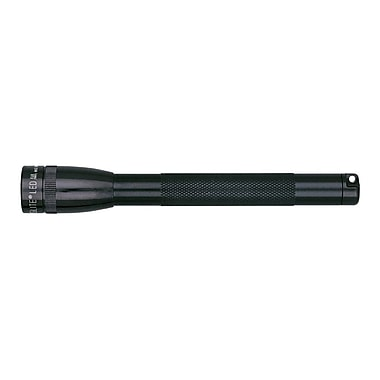 MAGLITE 5.45 Hour 2-Cell AAA LED Flashlight, Black
