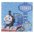 Trends International Thomas & Friends Embossed Postbound Album, 12in. x 12in., Blue