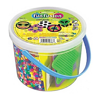 Perler® Everyday Fun Fuse Bead Activity Bucket