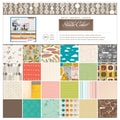 American Crafts™ Studio Calico Best Of Paper Pad, 12in. x 12in.
