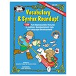 Super Duper® Vocabulary & Syntax Roundup Book, Grades PreK-5