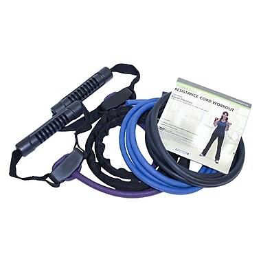 Trimax Sports® Zenzation™ Resist Cord 6-Piece Kit