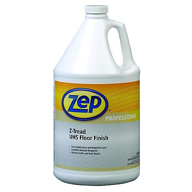 Zep Professional® Z-Tread UHS Floor Finish, 1 gal