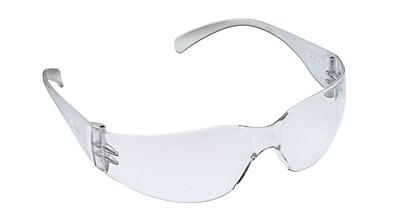 3M Virtua Frameless Hard Coat Safety Glasses Clear Lens