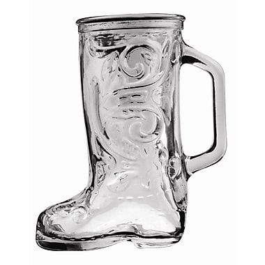 Anchor Hocking 12.3 oz. Boot Mug, 24/Pack (ANH 162U)
