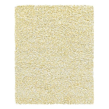 Feizy® Catarina Polyester Pile Transitional Rug, 8' x 11', Almond