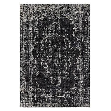 Feizy® Settat Wool and Art Silk Pile Transitional Rug, 2'10