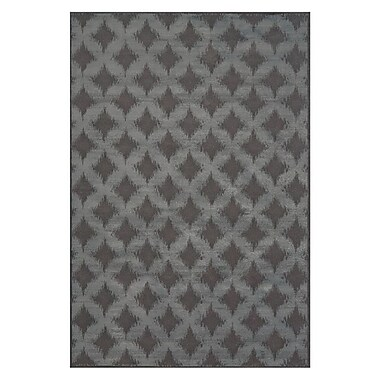 Feizy® Settat IV Wool and Art Silk Pile Contemporary Rug, 2'10