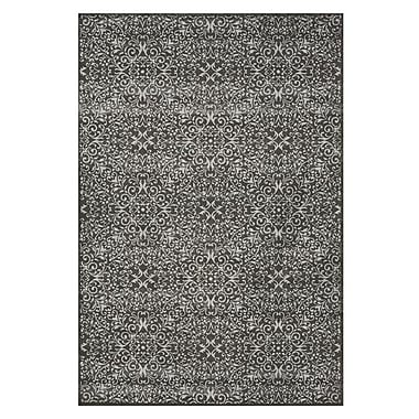 Feizy® Settat IV Wool and Art Silk Pile Traditional Rug, 7'10