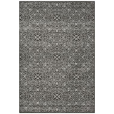 Feizy® Settat IV Wool and Art Silk Pile Traditional Rug, 2'10