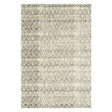 Feizy® Settat III Wool and Art Silk Pile Transitional Rug, 2'2