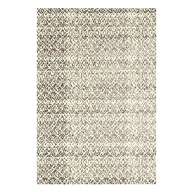 Feizy® Settat III Wool and Art Silk Pile Transitional Rug, 2'10