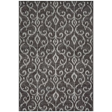 Feizy® Settat IV Wool and Art Silk Pile Transitional Rug, 7'10