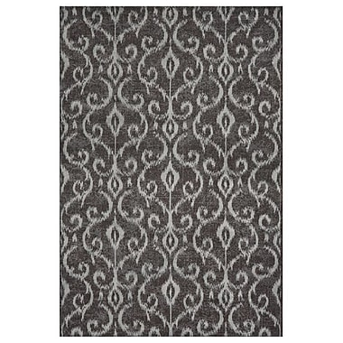 Feizy® Settat IV Wool and Art Silk Pile Transitional Rug, 2'10