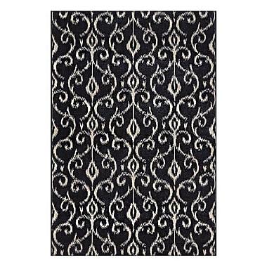 Feizy® Settat Wool and Art Silk Pile Contemporary Rug, 2'2