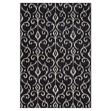 Feizy® Settat Wool and Art Silk Pile Contemporary Rug, 2'10