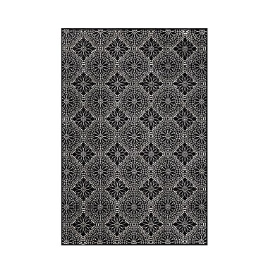 Feizy® Settat Wool and Art Silk Pile Contemporary Rug, 2'2