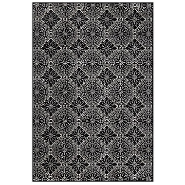 Feizy® Settat Wool and Art Silk Pile Traditional Rug, 7'10