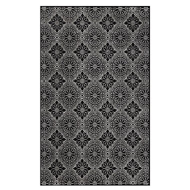 Feizy® Settat Wool and Art Silk Pile Traditional Rug, 10' x 13'2