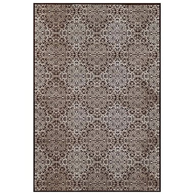 Feizy® Settat II Wool and Art Silk Pile Contemporary Rug, 10' x 13'2